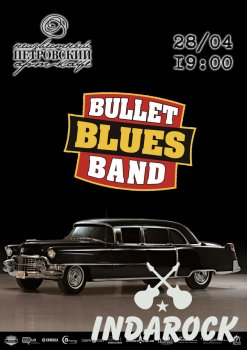 Картинка BULLET BLUES BAND